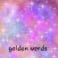 کانال تلگرام Golden words